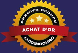 Premier groupe achat d'or au Luxembourg